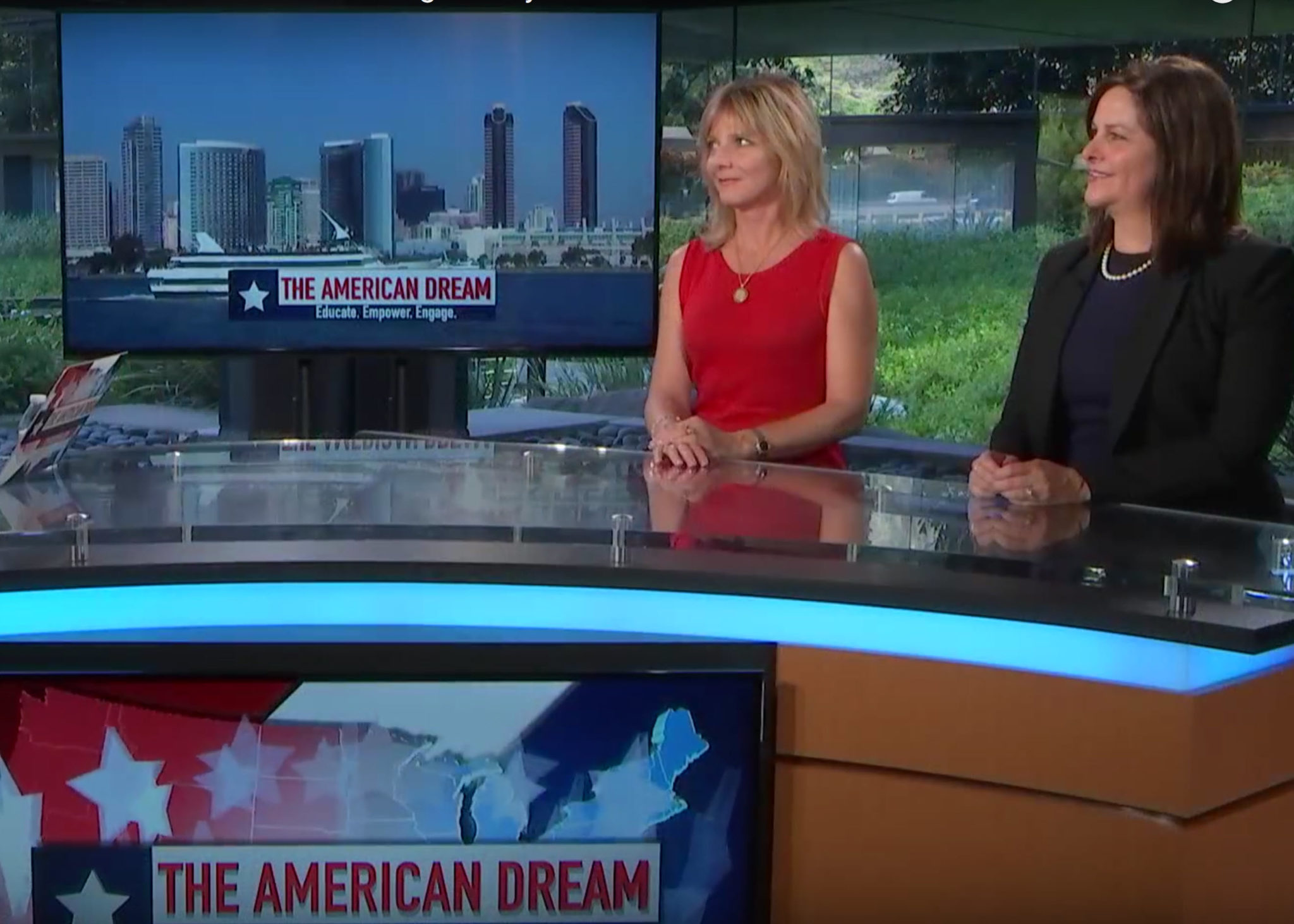 Eve Nasby & Marjorie Morrison on the American Dream Debunking the Myths Around PTSD featured content