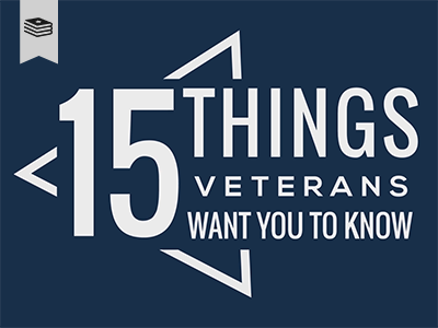 15 Things Veterans Want You to Know course image