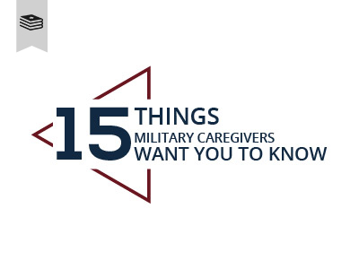 15 Things Military Caregivers Want You to Know course image