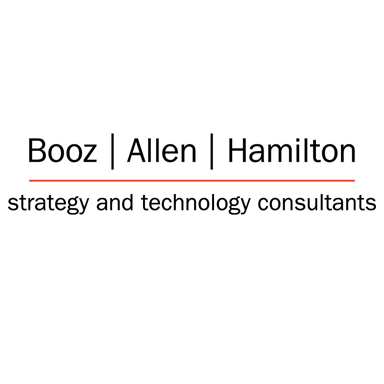 Booz Allen Hamilton Strategy and technology consultants