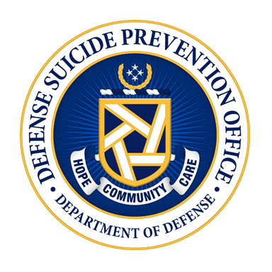 Our Partner Defense Suicide Prevention Office Department of Defense