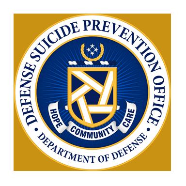Our Partner Defense Suicide Prevention Office Department of Defense