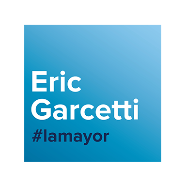 Los Angeles Mayor Office Eric Garcetti