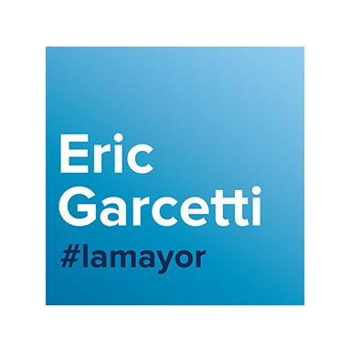 Los Angeles Mayor Office Eric Garcetti