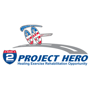 Ride 2 Recovery Project Hero healing exercise rehabilitation opportunity