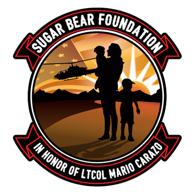 Sugar Bear Foundation in honor of ltcol mario carazo