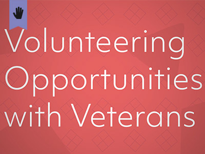 Volunteer Opportunities with Veterans course image