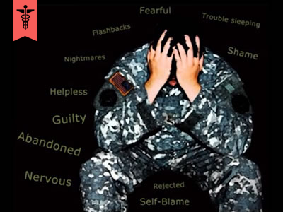Suicide in the Military featured content
