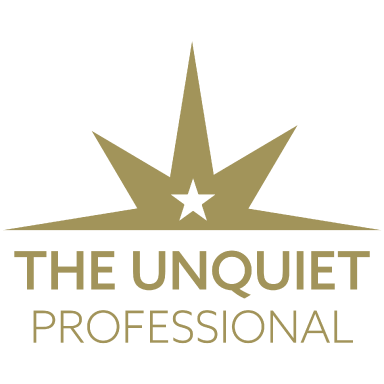 unquiet star crown logo
