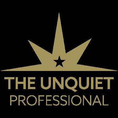 unquiet star crown logo