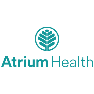 atrium health logo type logo icon