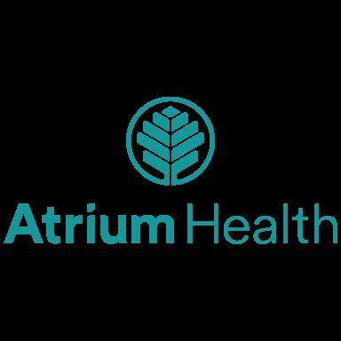 atrium health logo type logo icon