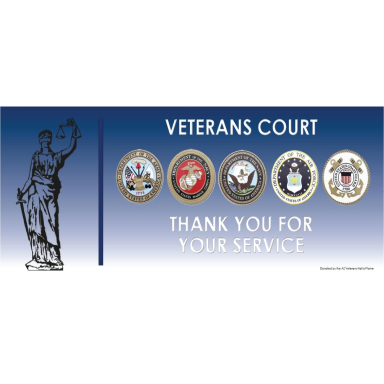 lake havasu city veterans treatment court logo type logo icon
