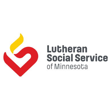 lutheran social services of minnesota logo type logo icon
