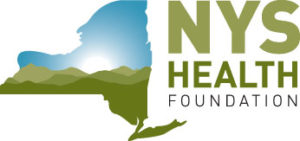New York Health Foundation Logo graphic