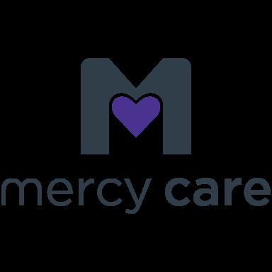 mercy care logo icon logo type