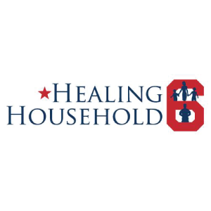 healing household 6 logo type logo icon veteran registry
