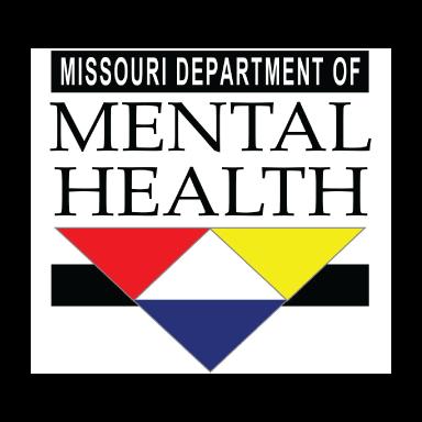 missouri department of mental health logo type logo icon