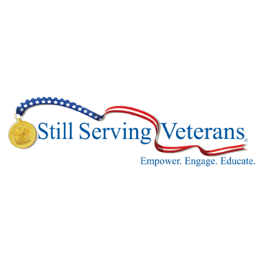 still serving veterans logo type logo icon