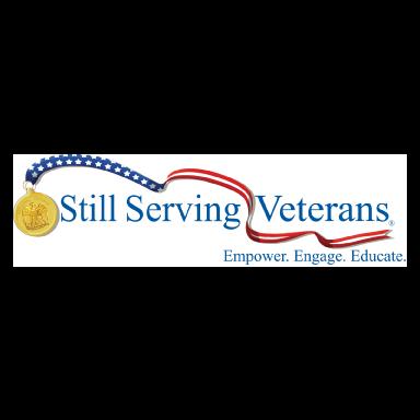 still serving veterans logo type logo icon