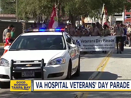 Veterans Day 2017: Events and Freebies Throughout Tampa Bay featured content