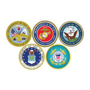 all veterans center incorporated logo type logo icon veteran registry