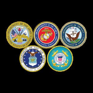 all veterans center incorporated logo type logo icon veteran registry