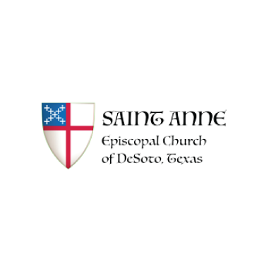 saint anne episcopal church logo type logo icon
