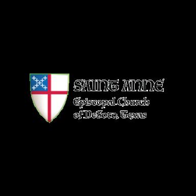 saint anne episcopal church logo type logo icon