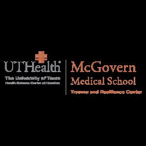 uthealth trauma and resilience center logo veteran registry