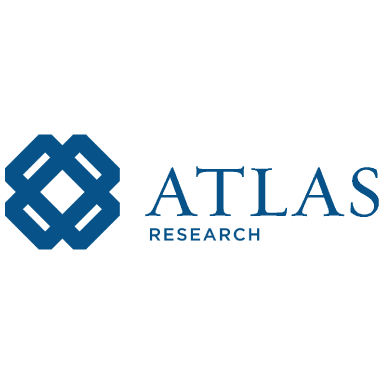 atlas research logo type logo icon