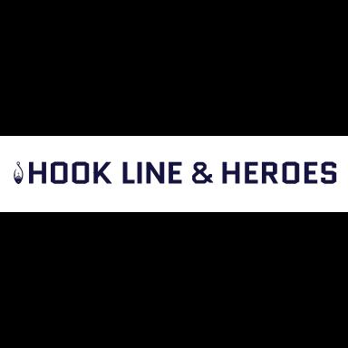 hook line & heroes logo