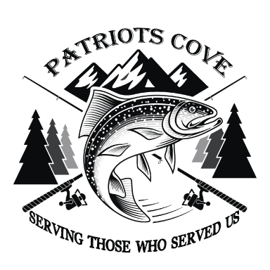 patriots cove logo